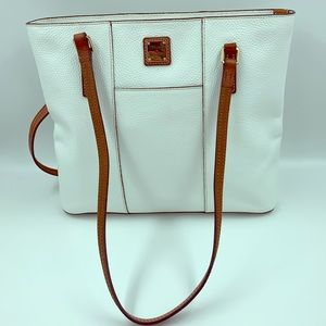 DOONEY & BOURKE Pebble Grain Lexington Shopper Bag